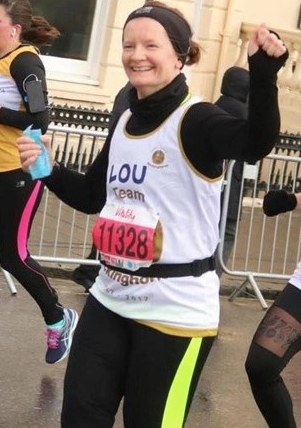 From Melanoma and Lung Cancer to Marathon Training by Louise