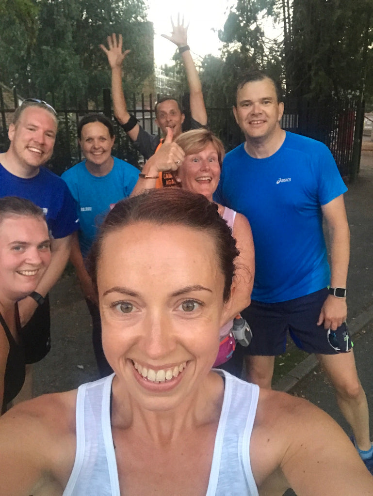 Miles For Mind - Mental Health & Running by Sarah Priest