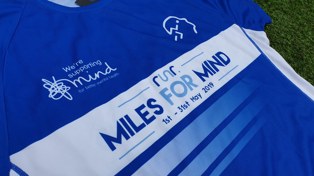 Miles For Mind 2019 - Women's Technical T-Shirt