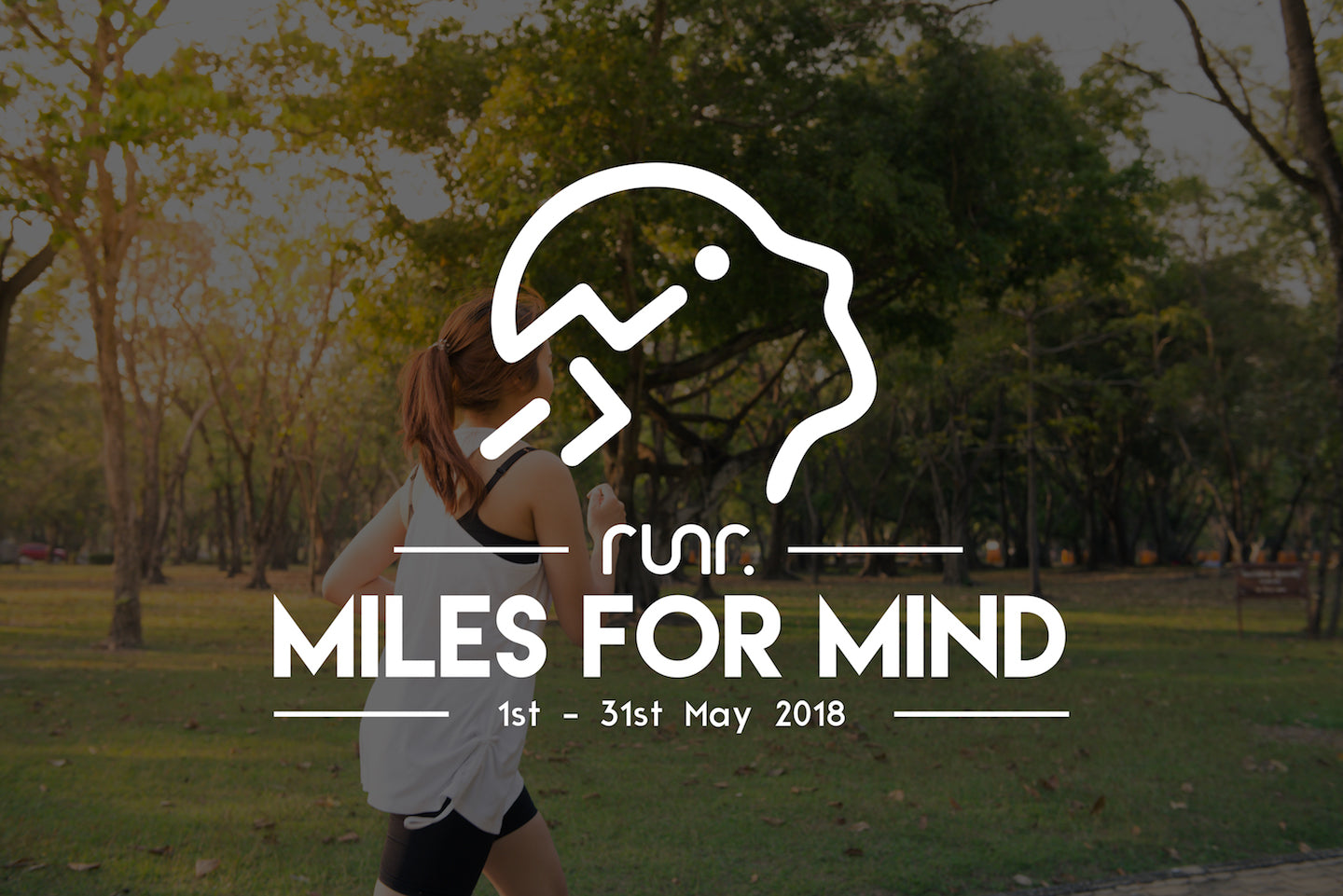 Virtual Run - Miles For Mind.