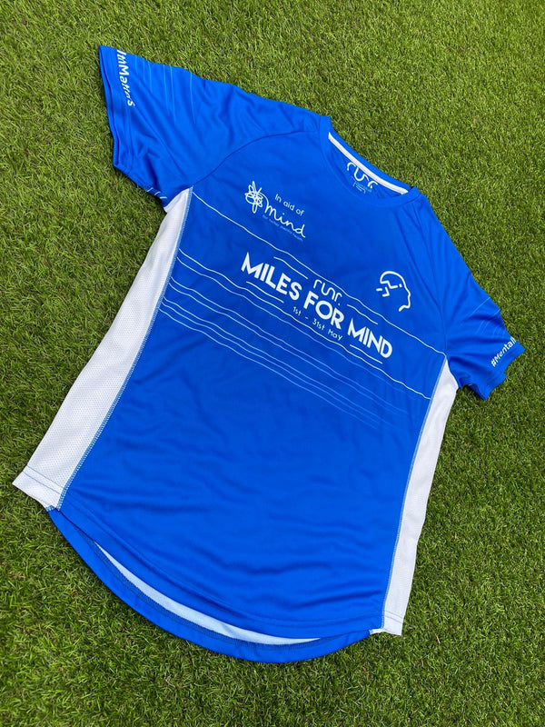 Miles For Mind 2020 - Men's Technical T-Shirt