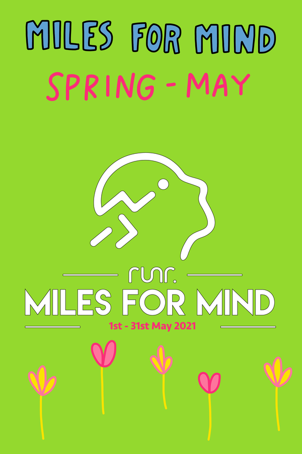 Miles For Mind - Spring Edition (May) - Team Entry