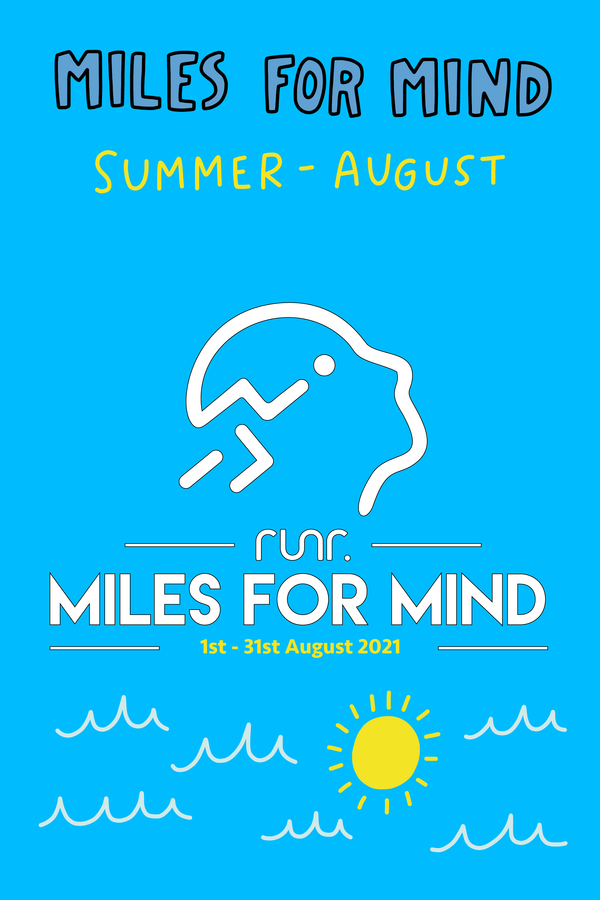Miles For Mind - Summer Edition (August) - Kids Entry