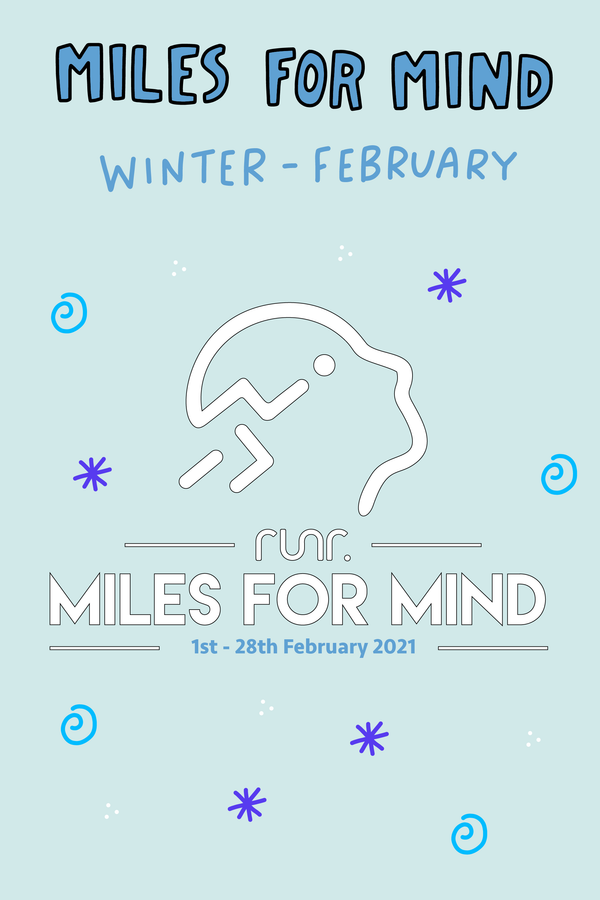 Miles For Mind - Winter Edition (February) - Kids Entry