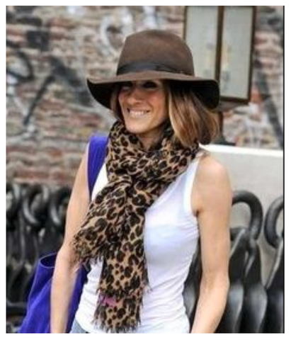 SJP Scarf Lorena's WORTH
