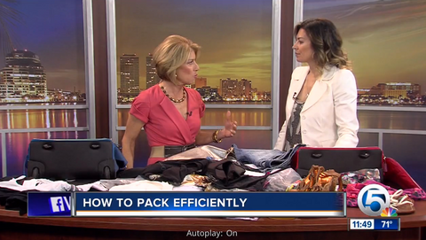 Lorena Shiff Today How to pack efficiently