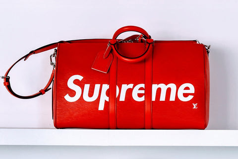 Louis vuitton Supreme Lorena's WORTH