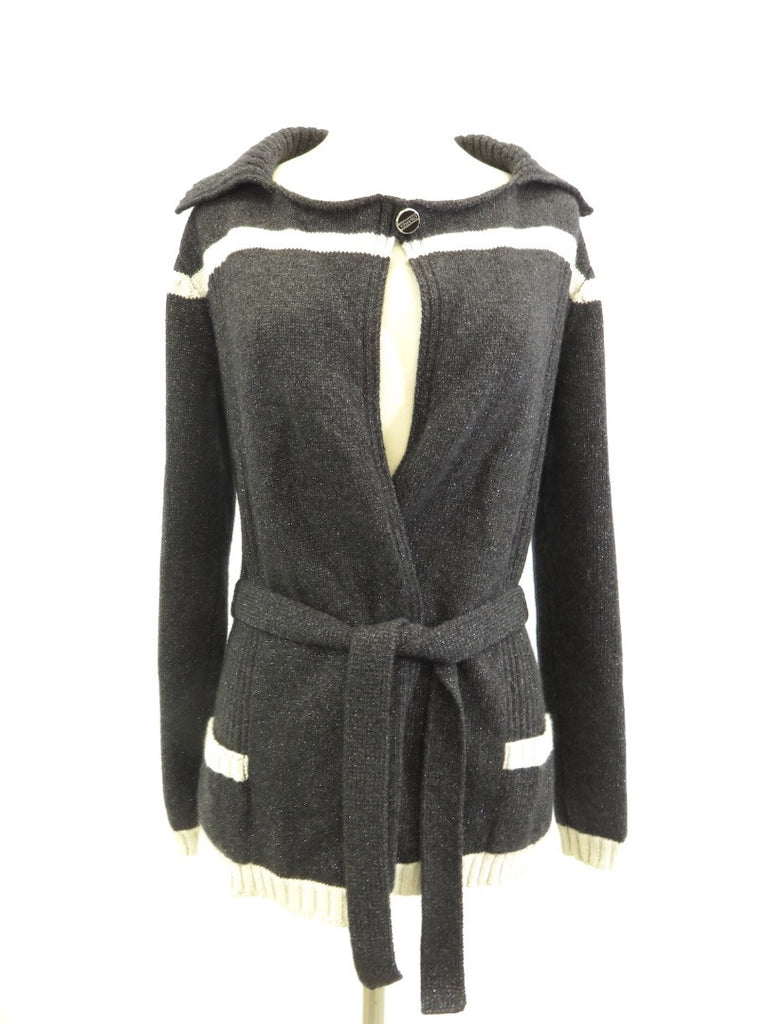 CHANEL cashmere cardigan sweater Lorena's WORTH