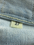 CITIZENS OF HUMANITY EMERSON Women Blue Light Wash Slim Boyfriend Jeans Size 27