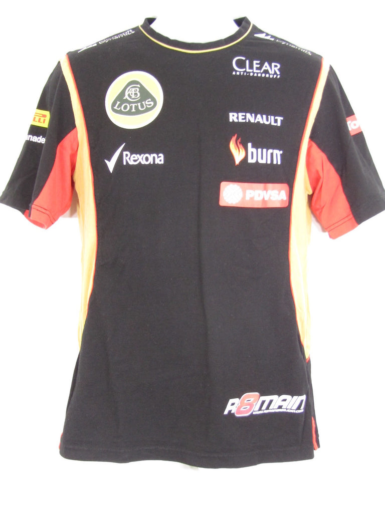 Lotus F1 Team Lorena's Worth