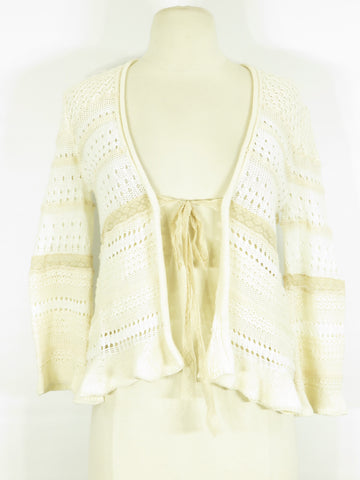 50dfb1d26 Rebecca Taylor Lorena's Worth Sold Out REBECCA TAYLOR Women Beige White  Long Sleeve Flare Sweater Top Size XS $ 19.99. Joie Lorena's Worth