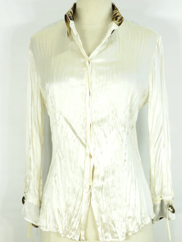 Roberto Cavalli Women Blouse Lorena's Worth