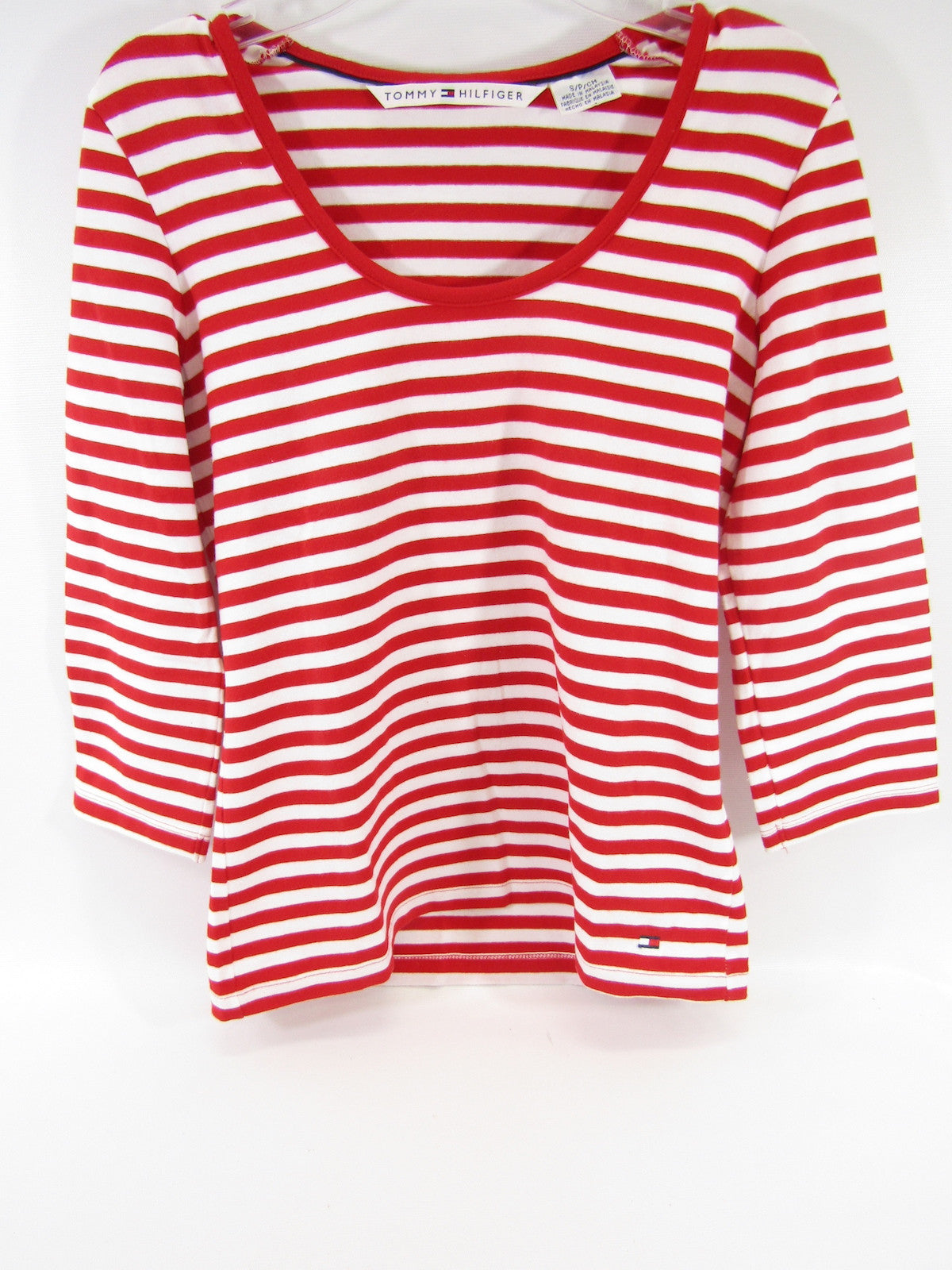32c6fd522a Red And White Striped Womens T Shirt - DREAMWORKS