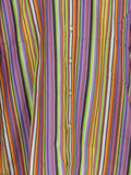 ETRO MILANO Men Multi Color Stripes Long Sleeve Button Down Shirt Size 41