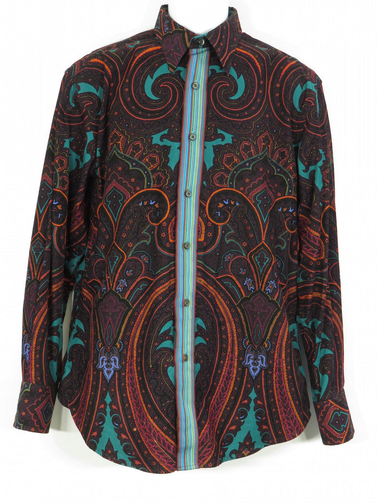 Robert Graham shirt Lorena's WORTH