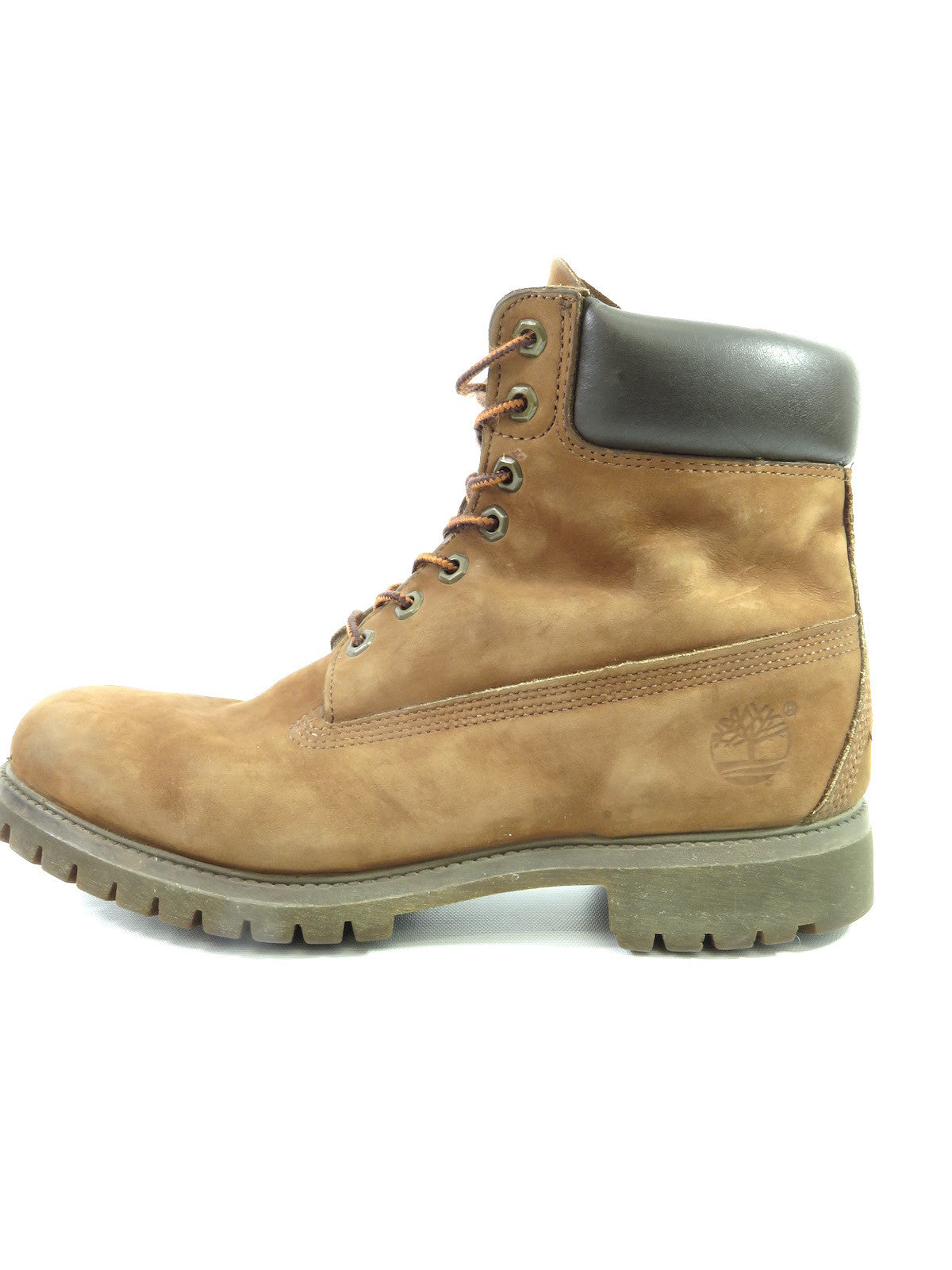quality design 9c108 4d7da TIMBERLAND Men Brown Waterproof Genuine Leather Suede Ankle ...