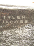 TYLER JACOBS Women Gray Sweatshirt Top Shirt Size M