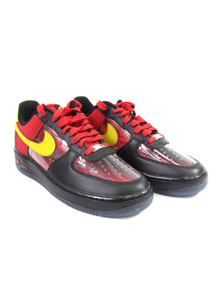 789e7b483d51 Nike Lorena s Worth · NIKE Men Multi Color Air Force 1 Low Top Kyrie Irving  PE Sneakers Size 9 ...