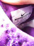 NIKE Women Purple White Lunar Elite Sky Hi Wedge Sneakers Size 9