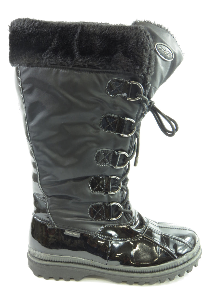 Khombu Women Snow Boots Lorena's Worth