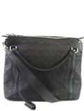 LOUIS VUITTON Women Black Antheia Ixia PM Shoulder Bag Purse M97071