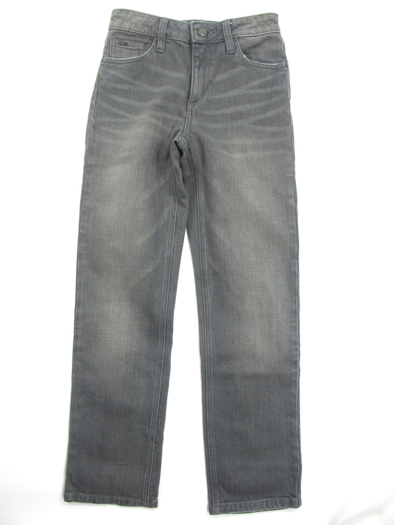JOE'S JEANS Unisex Gray Wash Straight Leg Classic Bottom Pants Jeans Size 10