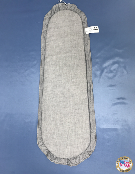 ID#: A010006-Ajax Utility Press Pad-Nomex Model AOU45, 43R  *Made In USA*