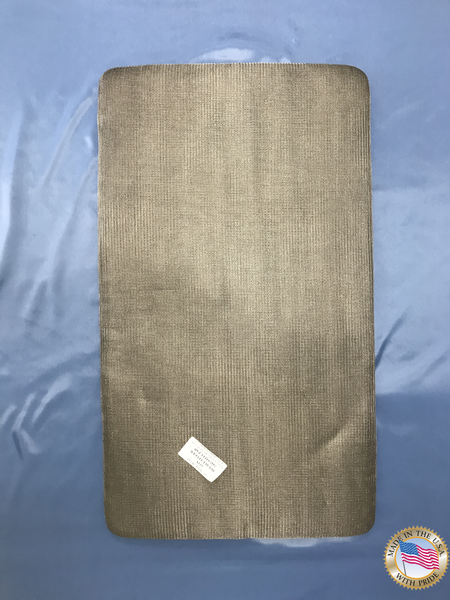ID#: A004006-Ajax Double Legger-Model 2442 Stainless Steel Pad   *Made In USA*