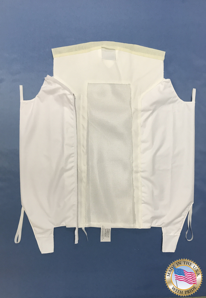 ID#: U001031-Unipress Shirt Unit-Model CSB-CDB-CSBV-CDBV Air Bag  *Made In USA*
