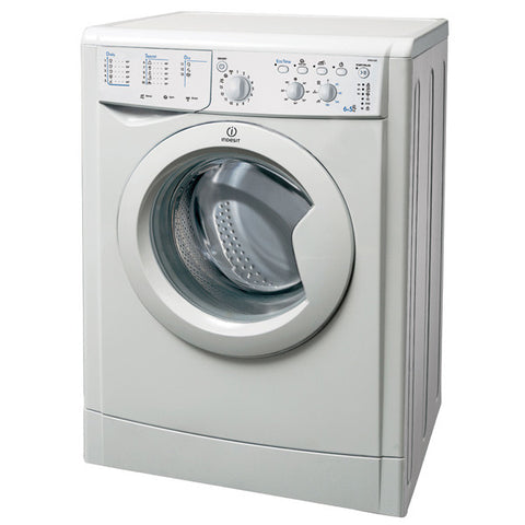 INDESIT IWDC6105 Washer Dryer - White