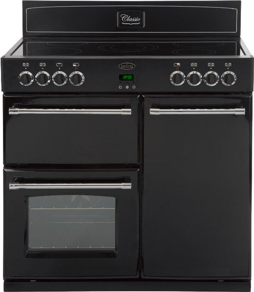 Belling Country Range 90e Electric Ceramic Range Cooker