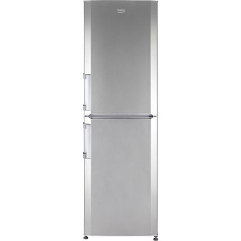 Beko CXF6114S Silver 11.1cu.ft Fridge Freezer