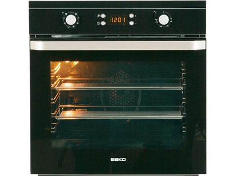 Beko dbm243bg Electric Built-in Single Fan Oven - Black