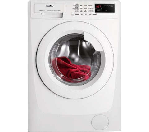AEG L69670FL Washing Machine - White