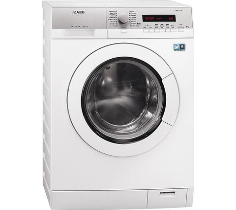 AEG L77695WD Washer Dryer - White