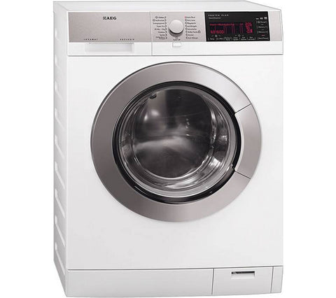 AEG L98699FL Washing Machine - White