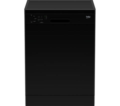 BEKO DFC04210B Full-size Dishwasher - Black