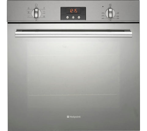 HOTPOINT SBS638CXS Electric Single Oven - Stainless Steel