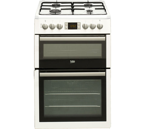 BEKO Select BDVG675NTW 60 cm Gas Cooker - White