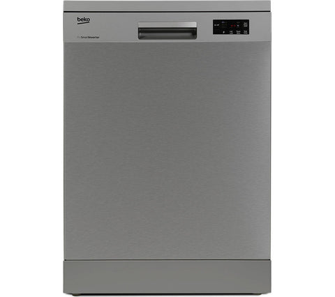 BEKO Select DFN16X20X Full-size Dishwasher - Stainless Steel