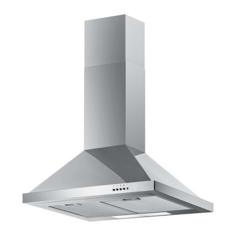 Baumatic FW60.2SS 60cm Cooker Oven Hood Stainless Steel