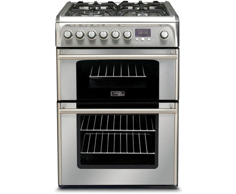 Cannon CH60DPXFS Dual Fuel Cooker - Stainless Steel