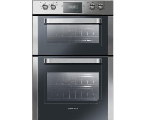 Hoover HDO909X Built In Double Oven - Stainless Steel