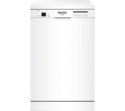 BAUMATIC BDF465W Dishwasher - White