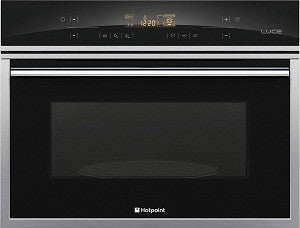 Hotpoint MWX431.1x 45cm Combi Microwave Oven