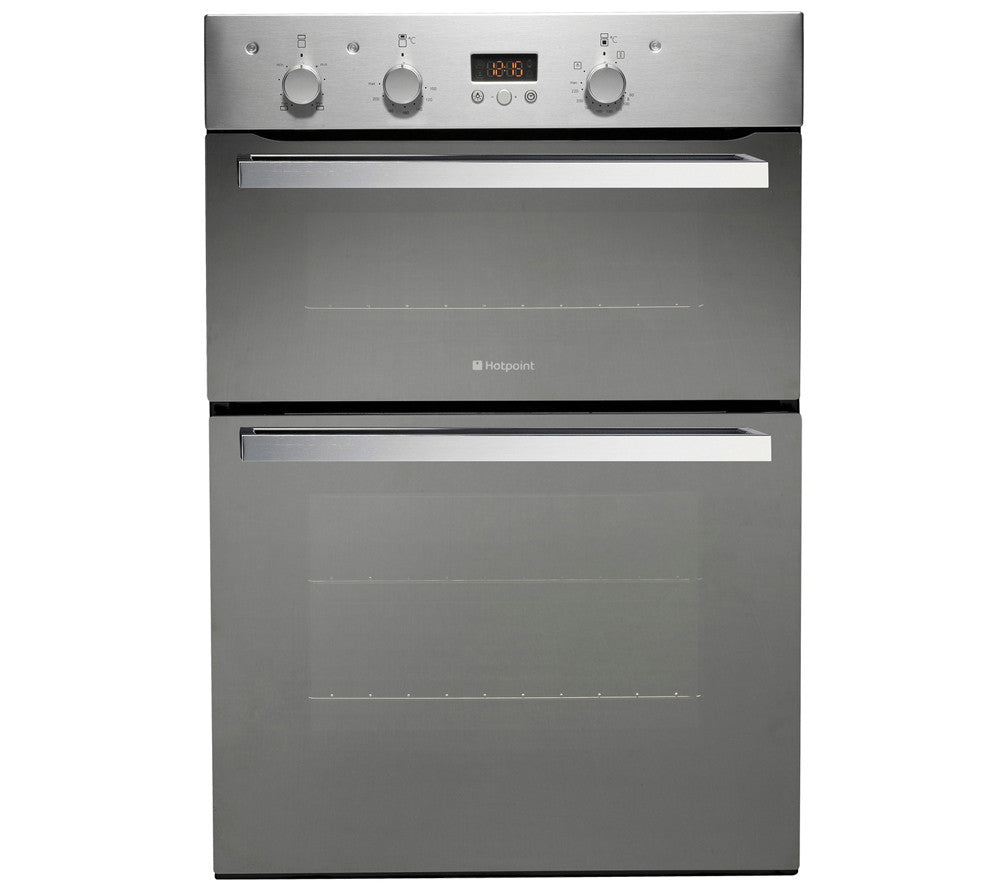 HOTPOINT DD89CX Electric Double Oven – Safeer Appliances Ltd