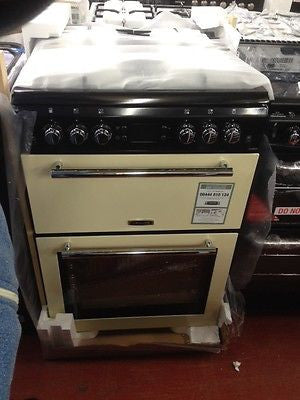Leisure Al60gac Gas Cooker Cream Safeer Appliances Ltd