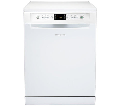 HOTPOINT FDFSM31111P SMART Full-size Dishwasher - White