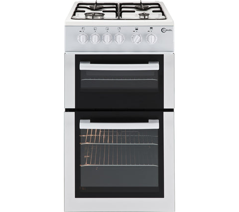 FLAVEL FTCG50W Gas Cooker - White
