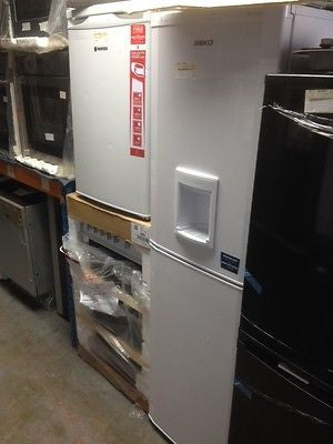 Beko Cxfd5104w Fridge Freezer White Safeer Appliances Ltd